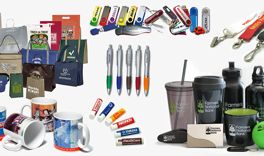 Branded Merchandise: Why It Still Gets Results